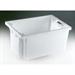 FSMISC STACK/NEST BOX 600X400X300MM WHITE TE
