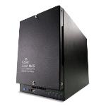 ioSafe 218 RTD1296 Ethernet LAN Mini Tower Black NAS