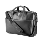 "HP Professional Leather Case 17.3"" Briefcase Black"