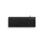 CHERRY XS G84-5200 keyboard USB + PS/2 AZERTY French Black