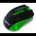 Approx APPWMEGP RF Wireless Optical 1200DPI Black,Green mice