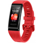 "Huawei Band 4 Pro AMOLED 2.41 cm (0.95"") Wristband activity tracker Red"