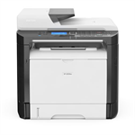 Ricoh SP 325SNw 1200 x 1200DPI Laser A4 28ppm Wi-Fi Black,White multifunctional