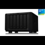 Synology DS1517+ (2GB)/10TB-850EVO NAS
