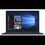 "ASUS ZenBook Flip UX370UA-C4129T 2.7GHz i7-7500U 13.3"" 1920 x 1080pixels Touchscreen Blue Hybrid (2-in-1)"