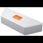 Nobo Tafelwischer Magnetisch und Trocken eraser Orange,White 1 pc(s)