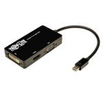 Tripp Lite Keyspan Mini Displayport to VGA/DVI/HDMI All-in-One Adapter/Converter, 15.24 cm