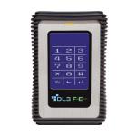 DataLocker DL3FE Encrypted 1TB USB3 HDD 2.5in AES256 Dual Crypto RFID