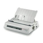 OKI ML280 Elite 375cps 240 x 216DPI dot matrix printer