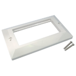 Cables Direct AV-MODDLF wall plate/switch cover White
