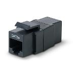 Belkin Inline Coupler RJ45 RJ45 Black cable interface/gender adapter
