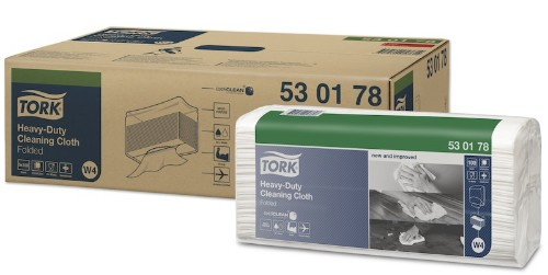 Tork 530178 cleaning cloth Paper White 100 pc(s)