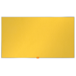 "Nobo Widescreen 40"" Felt Notice Board"