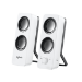 Logitech Z200 Stereo Speakers Blanco Alámbrico 10 W