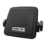 Uniden BC7 handheld device accessory Black