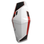 NZXT Phantom Full-Tower Red,White computer case