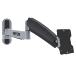 "Tripp Lite Swivel/Tilt Wall Mount w/Screen Adjustment for 13"" to 27"" TVs and Monitors"