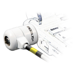 Mobilis Corporate Key 1.8m White cable lock
