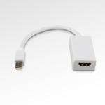 Microconnect Mini Displayport-HDMI - (15cm) 0.15 m White