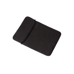 "eSTUFF ES1582B-BULK 12.5"" Sleeve case Black notebook case"