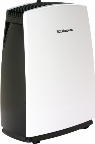 Dimplex DXDH16N 2.3L 45dB Black, White dehumidifier