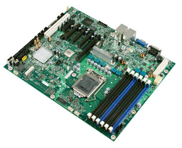 Intel S3420GPV server/workstation motherboard LGA 1156 (Socket H) ATX Intel® 3420