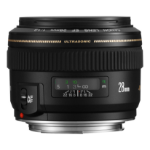 Canon EF 28mm f/1.8 USM SLR Black