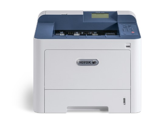 Xerox Phaser 3330 A4 40ppm Wireless Duplex Printer PS3 PCL5e/6 2 Trays Total 300 Sheets