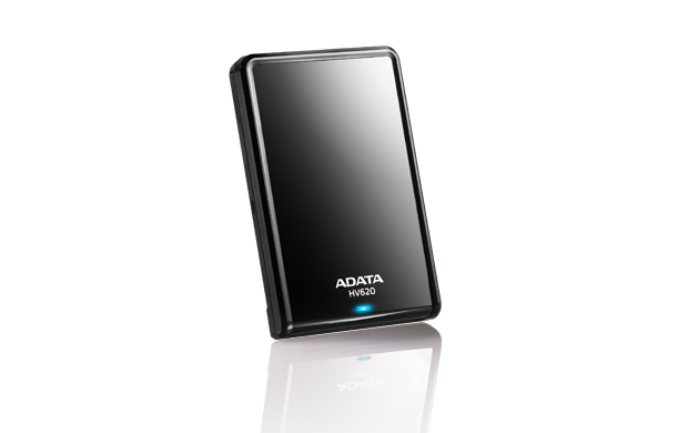 ADATA HV620 1TB 1000GB Black external hard drive