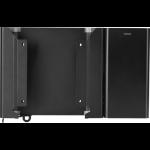 HP 7DB36AA power supply enclosure Power supply cage kit Black