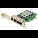 Supermicro AOC-SGP-I4 Netzwerkkarte/-adapter Ethernet 1000 Mbit/s Intern
