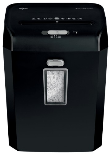 Rexel ProMax QS REX623 paper shredder Cross shredding 60 dB 22 cm Black