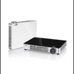 Vivitek Qumi Q7PLUS Black Projector - 800 Lumens (Requires Dark Room) - Full HD 1080p