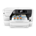 HP Officejet Pro 8218 Colour 2400 x 1200DPI A4 Wi-Fi Black,White inkjet printer
