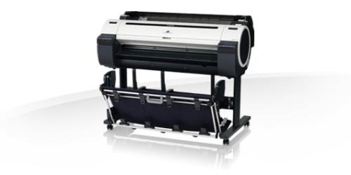 Canon imagePROGRAF iPF770 Colour 2400 x 1200DPI Inkjet A0 (841 x 1189 mm) large format printer
