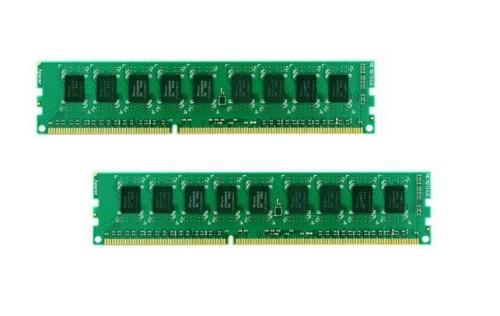 Synology RAMEC1600DDR3-2GBX2 memory module 4 GB DDR3 1600 MHz ECC