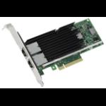 Lenovo X540-T2 Internal Ethernet 10000Mbit/s networking card
