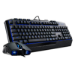 Cooler Master Devestator II USB QWERTY UK English Black keyboard