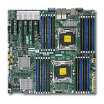 Supermicro X10DRC-T4+ server/workstation motherboard LGA 2011 (Socket R) Intel® C612 ATX