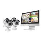 HOME GUARD WIRELESS AIO CCTV 4CH/4CAM/1TB
