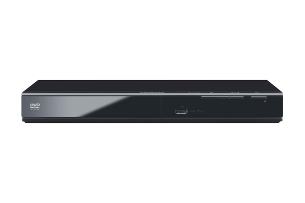 Panasonic DVD-S500 DVD player Black