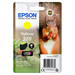 Epson C13T37844010 (378) Ink cartridge yellow, 360 pages, 4ml