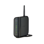 Belkin Kabelloser Enhanced N150 Router 150 Mbit schwarz [PC]