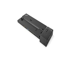 Lenovo 40AG0090EU base para portátil y replicador de puertos Acoplamiento Negro