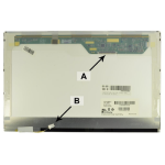 2-Power 14.1 WXGA 1280x800 CCFL1 Matte Screen