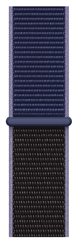 Apple MX3N2ZM/A smartwatch accessory Band Black,Blue Nylon