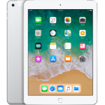 Apple iPad Tablet A10 128 GB 3G 4G Silber