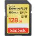 Sandisk Extreme PLUS memoria flash 128 GB SDXC Clase 3 UHS-I
