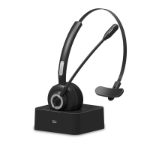 EDIS EC143 headphones/headset Head-band Black Bluetooth Micro-USB