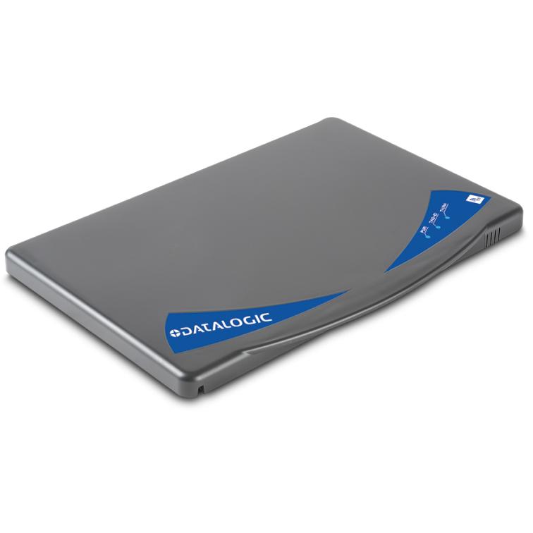 Datalogic DLR-DK001 RFID reader USB Blue, Gray